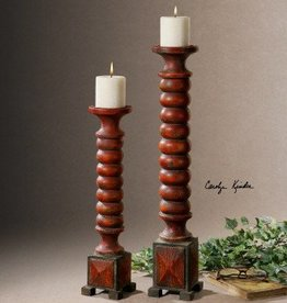 Clancy Candleholders Set/2