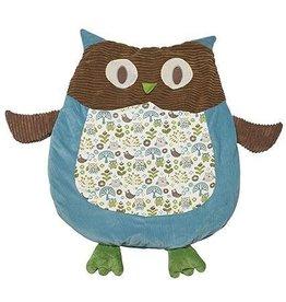 """Owen the Owl Nap Mat  35"""""""