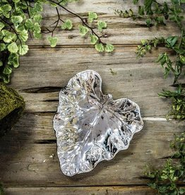 Garden Heart Shaped Leaf Bowl