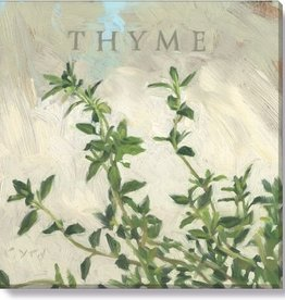 14x14 Inch Gallery-Wrapped Thyme
