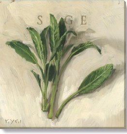 14x14 Inch Gallery-Wrapped Sage