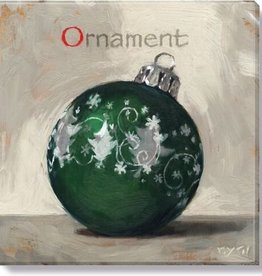 14x14 Inch Gallery-Wrapped Ornament