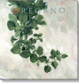 14x14 Inch Gallery-Wrapped Oregano