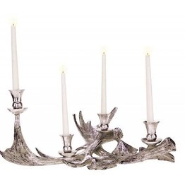 Stag Candleholder 12x32""