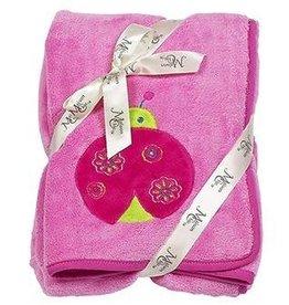 Leah the Ladybug Plush Blanket