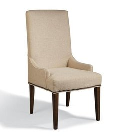 Wood Upholestered Chair