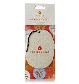 Gingerbread Decorative Sachet