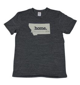 MT Home SS Mens Charcoal Large