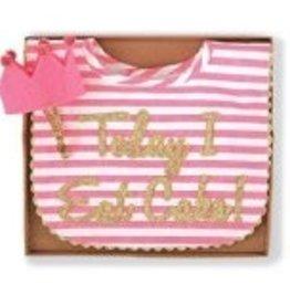 Cake Smashing Set- Bib Crown