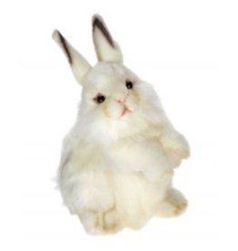 """Baby White Rabbit 13"""""""