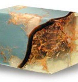 Soap Rocklet- Turquoise 4.8 oz.