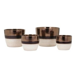 Atley Planters, Set of 4