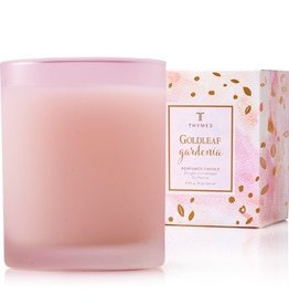 Goldleaf Gardenia Poured Candle