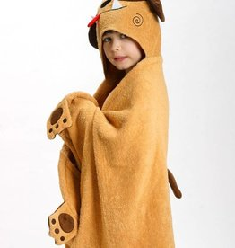 Duffy the Dog Hooded Towel