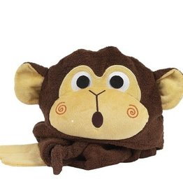 Chippy the Chimp Hooded Towel