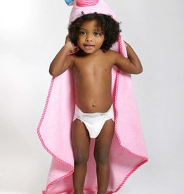 Pinky the Piglet Hooded Towel
