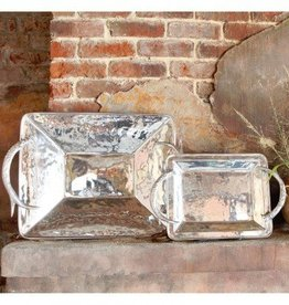 Western Antler Rectangle Tray (XLG)