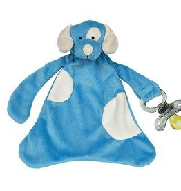 Sparky the Dog Pacifier Blankie