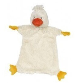 Quakers the Duck Blankie