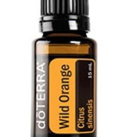 dōTERRA Wild Orange Essential Oil 15 ML