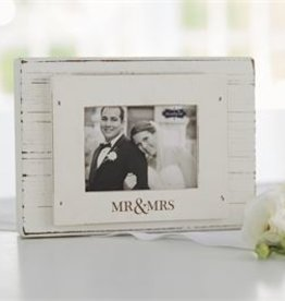 Mr. And Mrs. Block Frame