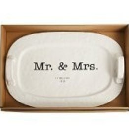 Mr. And Mrs. Platter Est. 2016