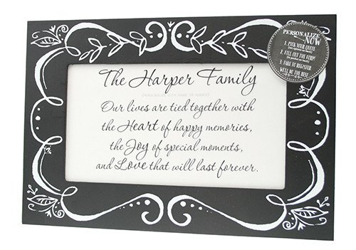 Large Chalkboard Personalized Frame - Beckman\'s