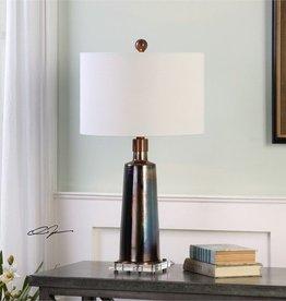 Raciti Dark Bronze Table Lamp