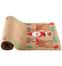 Holly Jolly Santa Runner