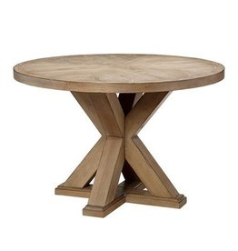 "Napa Round Dining Table - 60"" Round"