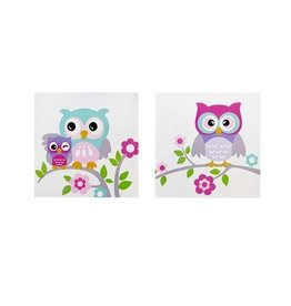 Wise Wendy Printed MDF Box 2 Piece Set