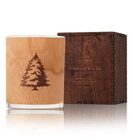 Frasier Fir Wooden Wick Candle