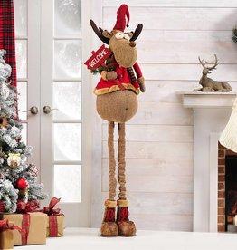 Cotton/Polyester Standing Reindeer