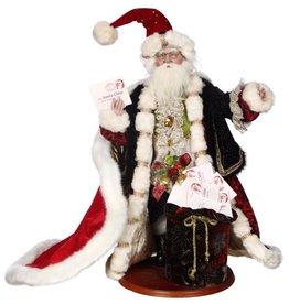 """Exquisite Santa 25"""""""