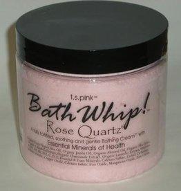 Bath Whip-Rose Quartz