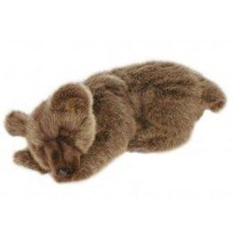 """Sleeping Brown Bear, 15"""""""