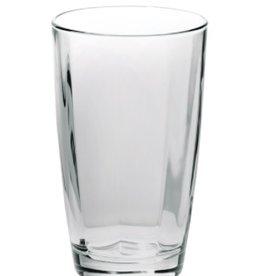 Optical Smoke Gray High Ball Glass