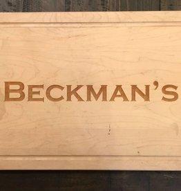 24x15 Rectangle Board-Front Beckmans  Back-Est april 1  2012