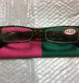 Reading Glasses 1.25, Assorted