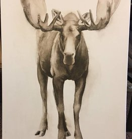 Majestic Wildlife I Canvas 30x22