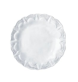 Incanto White Lace Salad Plate