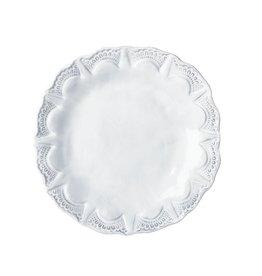 Incanto White Lace Salad Plate