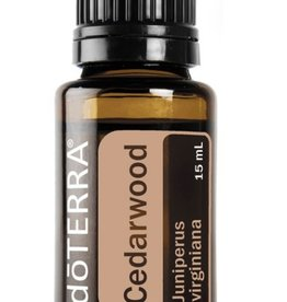 dōTERRA Cedarwood Essential Oil 15mL