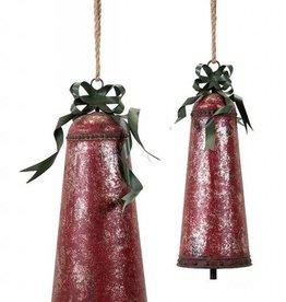 Homestead Christmas Oversized Bells - Set of 2