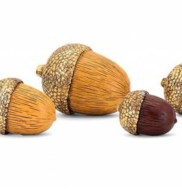 Harvest Acorn Filler - Set of 3--2 assorted