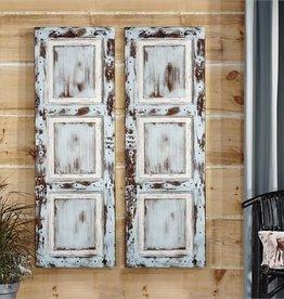 DoorPanelAcrylicPaintCanvasWallDecor