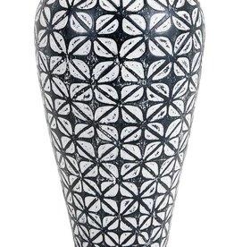 Geo Oversized Floor Vase