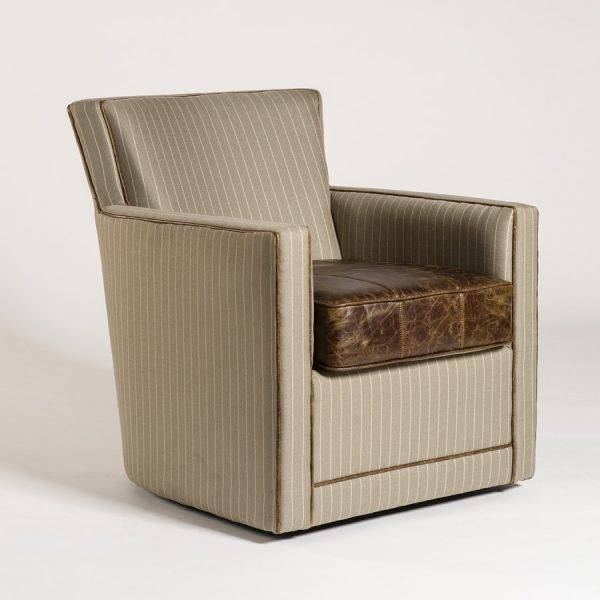 Carmel Swivel Occasional Chair