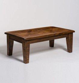 Calistoga Coffee Table - Aged Sable
