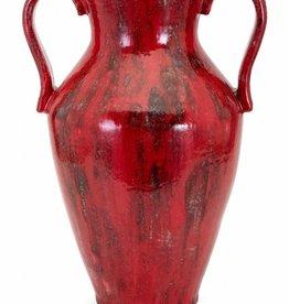 Rosso Large Vase